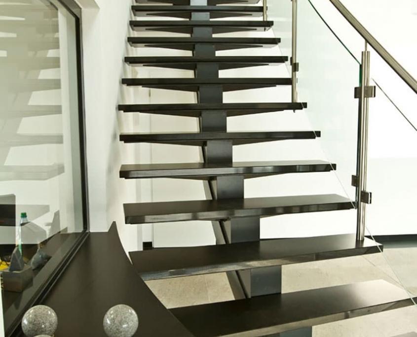 Naturstein Treppe
