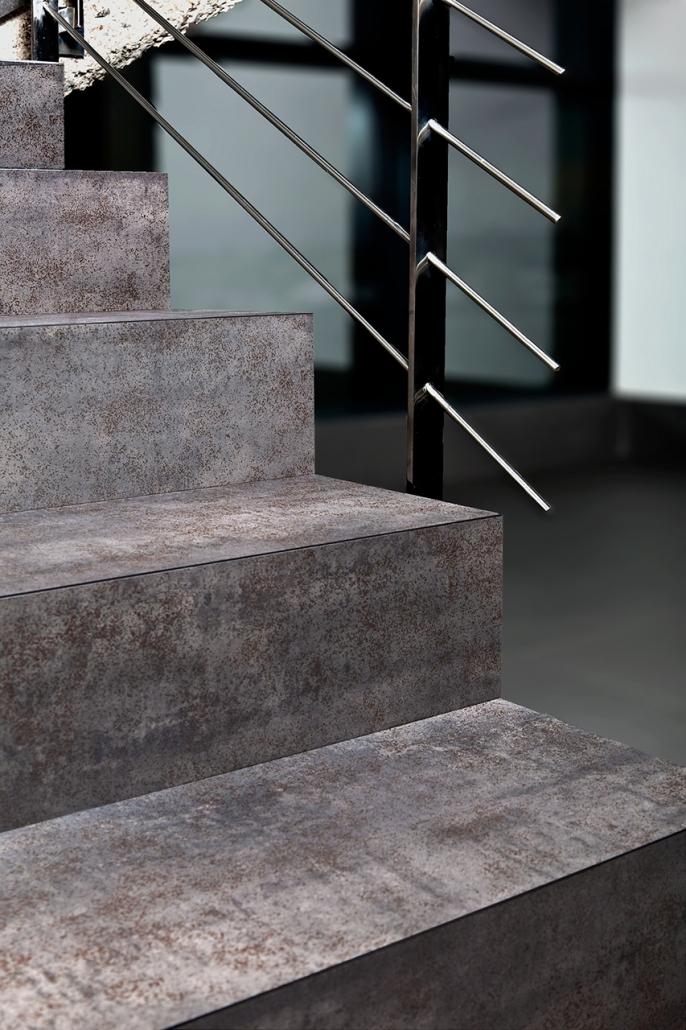 Neolith Treppe Stufen